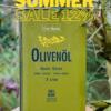 3 Liter Kanister Vita Verde Olivenöl Summer Sale 12%