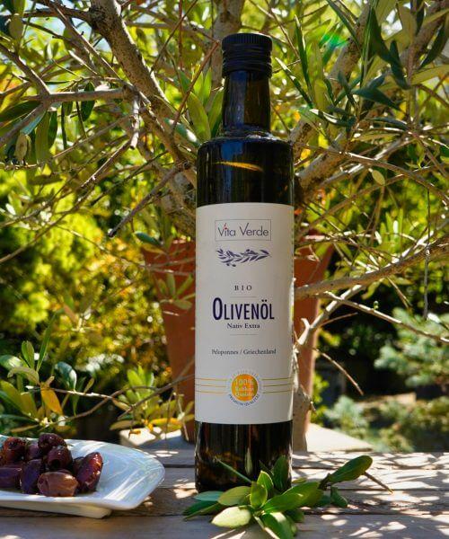 Vita Verde Bio Olivenöl