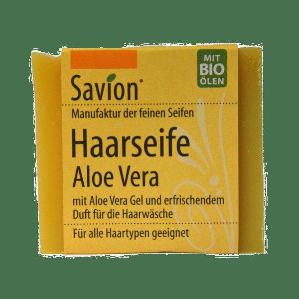 Haarseife-Aloe-Vera