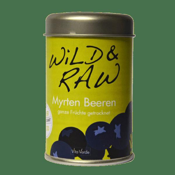 Myrten-Beeren-ganz