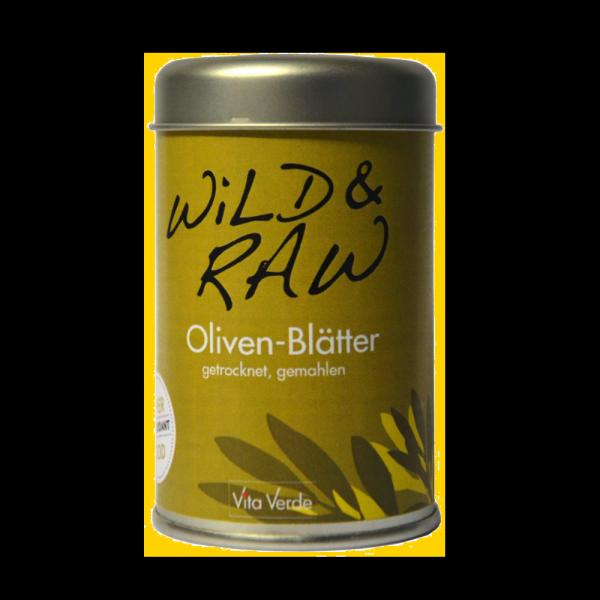 Olivenblaetter