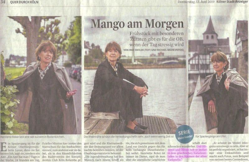 Kölner Stadt-Anzeiger 2019
