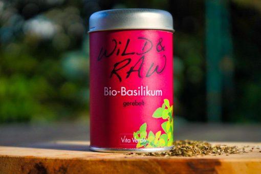 Vita Verde Bio-Basilikum in Dose