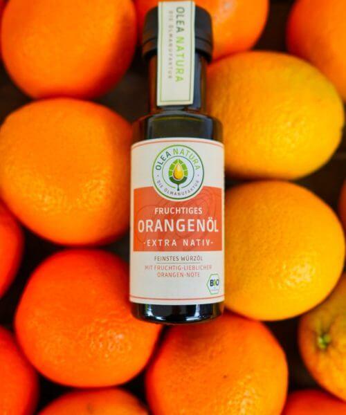 Olea Natura Bio-Orangenöl