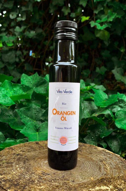 Orangenöl von Vita Verde