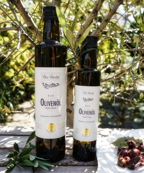 Olivenprodukte